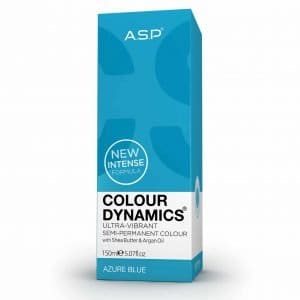 Colour Dynamics Azure Blue 150ml